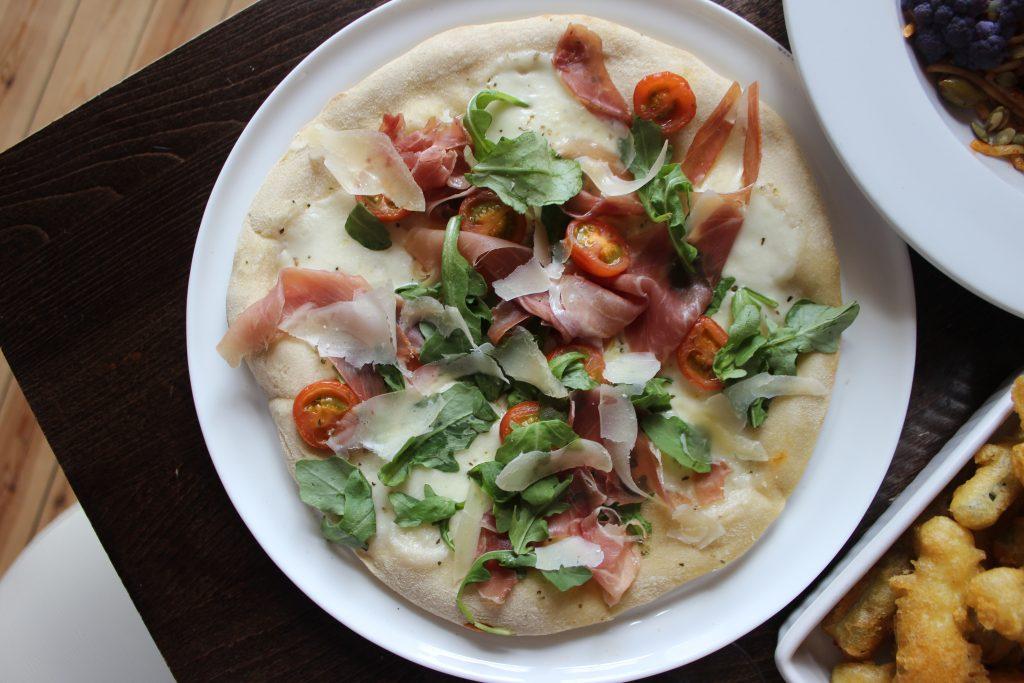 Pizza Italiana at Italian House restaurant in Frinton